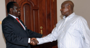 Raila Odinga and President Yoweri Museveni to open talks with Tanzania over EAC