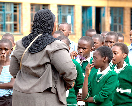 East African Members of Parliament want education curricula overhauled