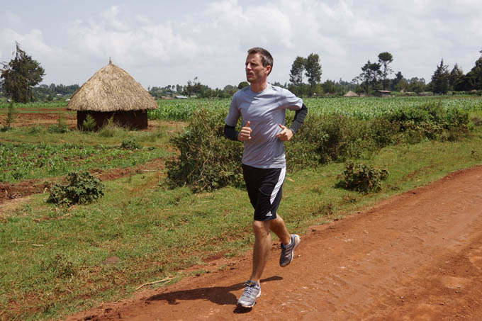 Kenya¹s running legends share their secrets to success