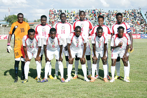Kenya face Sudan in regional Cup final today