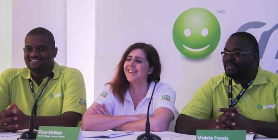 Smile launches the fastest internet in Arusha
