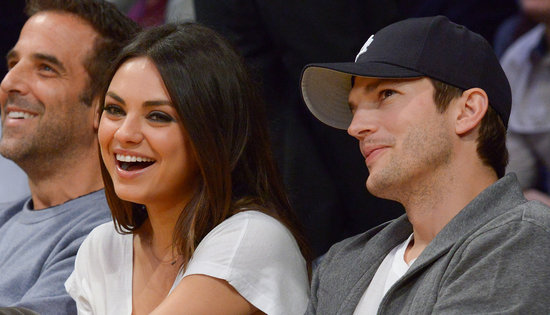 Mila Kunis Takes Ashton Kutcher to Her Brother's Wedding