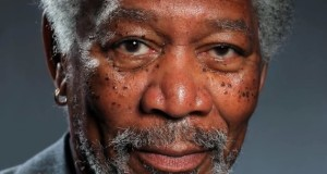 iPad artist Kyle Lambert creates 'realistic finger painting' of Morgan Freeman