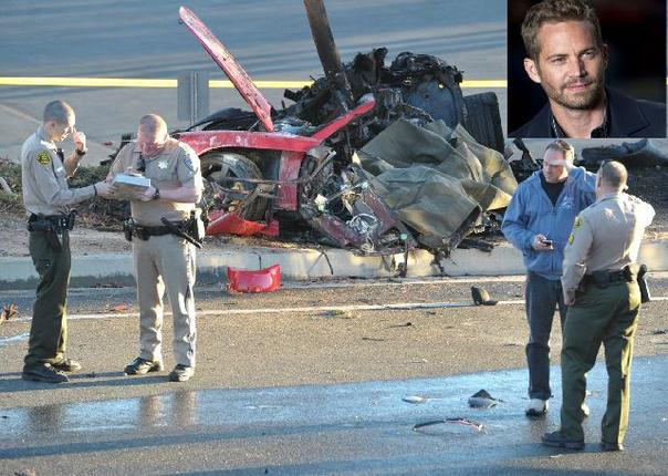 Teen Allegedly Stealing Paul Walker Porsche Wreckage Gets Arrested