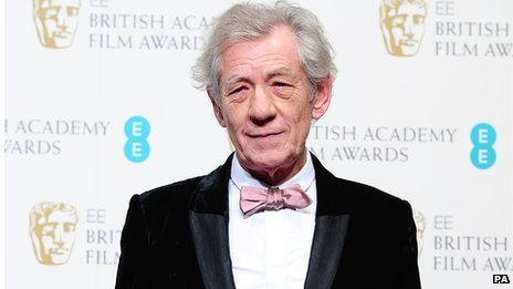 Sir Ian McKellen 'advised not to go to Russia'