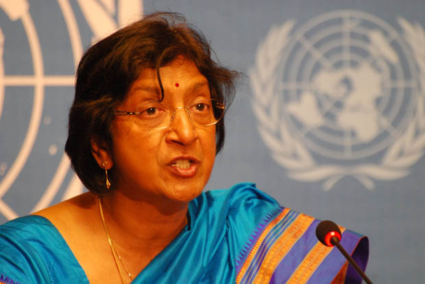 Nelson Mandela: Statement by the UN High Commissioner for Human Rights Navi Pillay