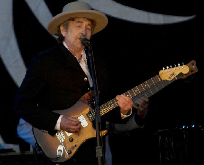 Bob Dylan's Electric Guitar Sells for Nearly $1 Million at Auction
