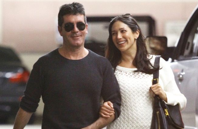 Simon Cowell's Girlfriend Finalizes Divorce