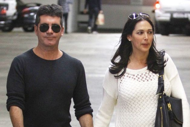 Simon Cowell's Girlfriend Celebrates Baby Shower