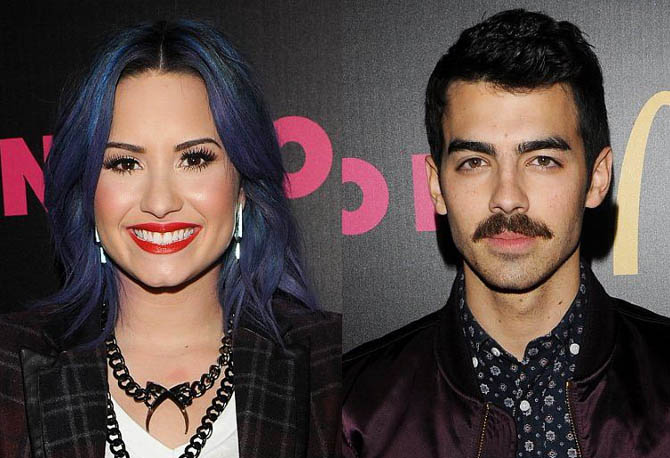 Demi Lovato Tells Joe Jonas After Weed Smoking Admission: 'I'm Not Mad at You'