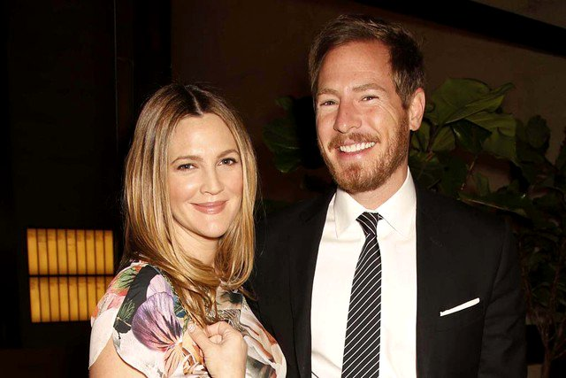 Drew Barrymore Expecting Another Baby Girl