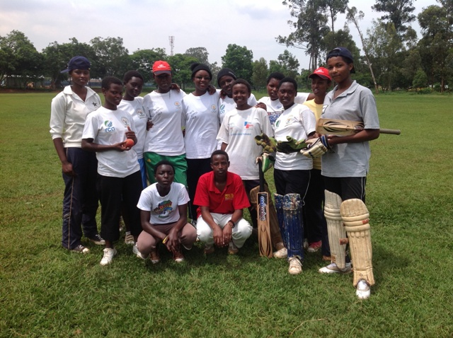 U19 Girls cricket team ready to fight for African title