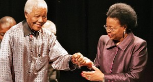 The widow who made a 'decent man' of Mandela