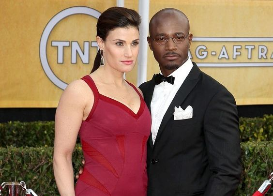 Taye Diggs Splits From Idina Menzel After 10 Years of Marriage