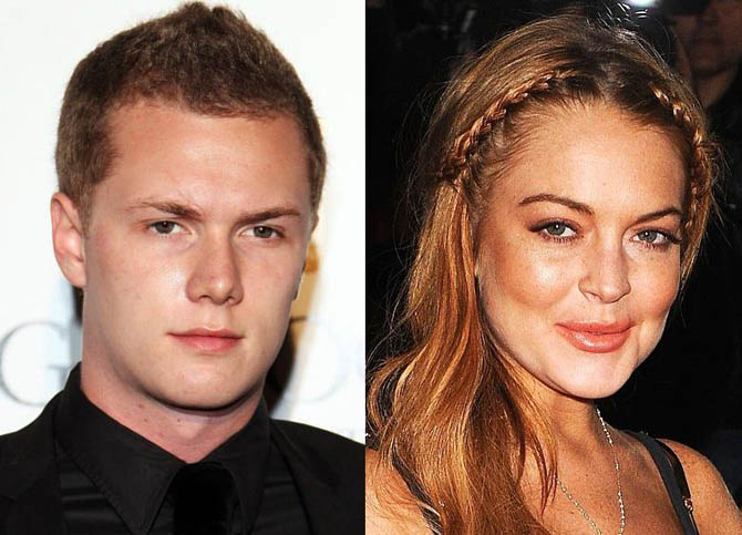 Paris Hilton's Brother Barron Reportedly Claims Lindsay Lohan Masterminded Attack on Him