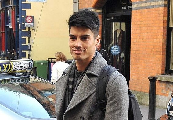 The Wanted's Member Siva Kaneswaran Is Engaged
