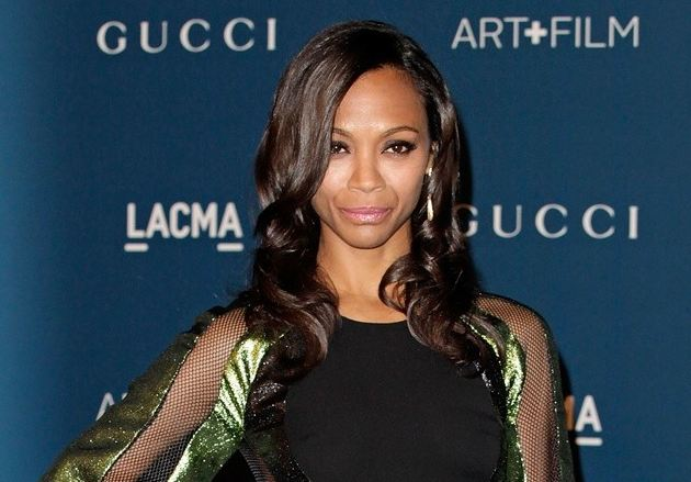 Zoe Saldana Confirms Marriage to Marco Perego