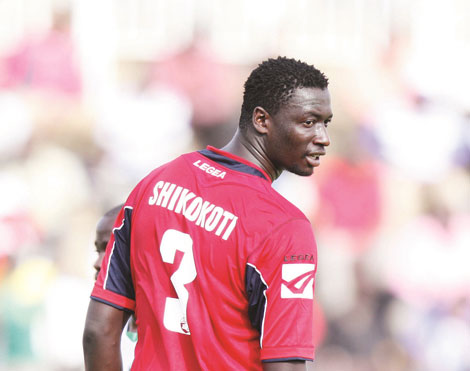 Nandwa confident of guiding Leopards past SA's SuperSport