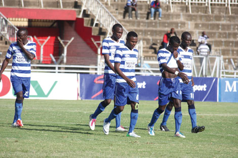 Leopards caged in CAF Cup: SuperSport punish poor AFC to progress in Confed tourney