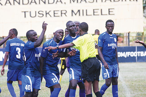 Dockers' nightmare: Is the honeymoon over for KPL side Bandari?