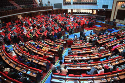 Members decry slow Constituent Assembly pace