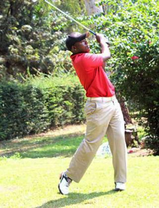 Hakizimana faces early exit at Kenya Golf Open