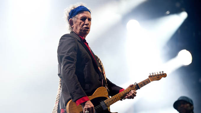 Keith Richards to Release Children's Book