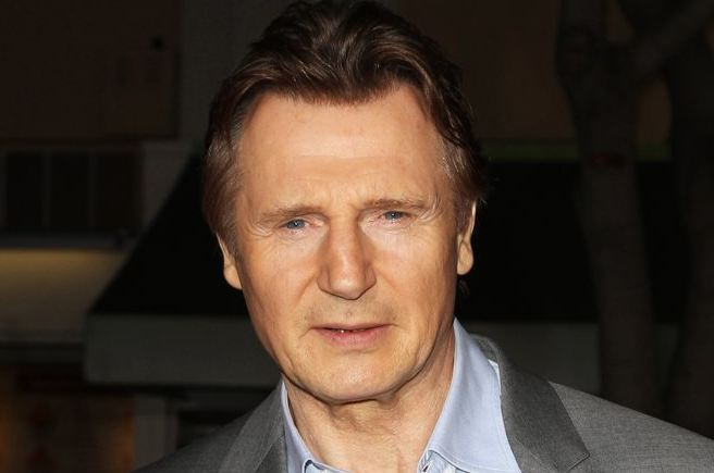 Liam Neeson Hosts Horse Stable Tour to Support Carriage Industry