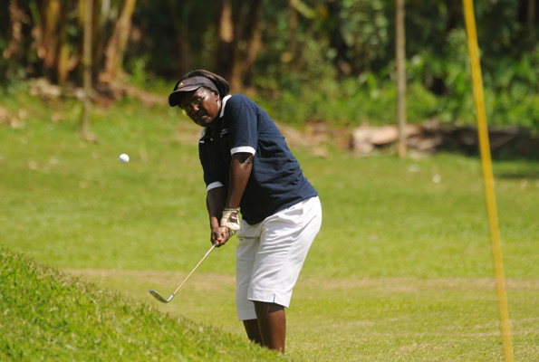 Ntege wins Entebbe Ladies Open