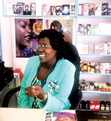 Mukantabana has turned beauty into a cash cow