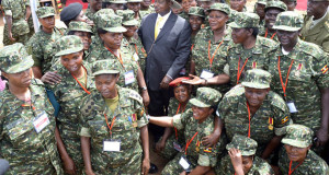 President Museveni backs education for the girl child