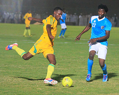 AS Kigali storm Caf Cup second round