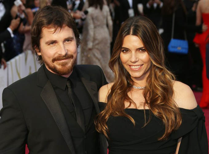 Christian Bale and Wife Sibi Expecting Second Child