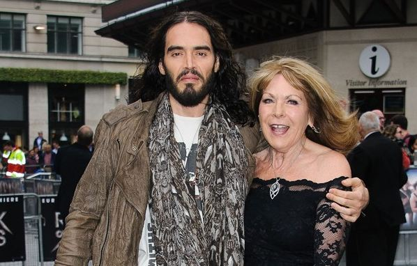 Russell Brand Cancels Shows After Mother Gets Diagnosed With Breast Cancer