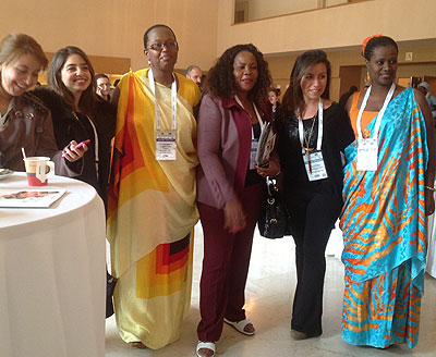 Rwandan businesswomen eye Turkish market