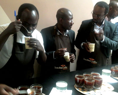 Rwanda: Bourbon Coffee reopens after renovation works