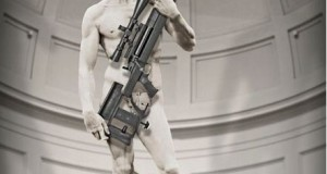 Italy challenges US gun ad using Michelangelo's David