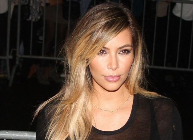 Kim Kardashian Involved in Car Crash, Left Uninjured