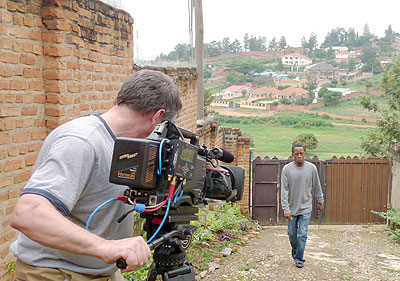 Who will deliver Rwanda's film industry?