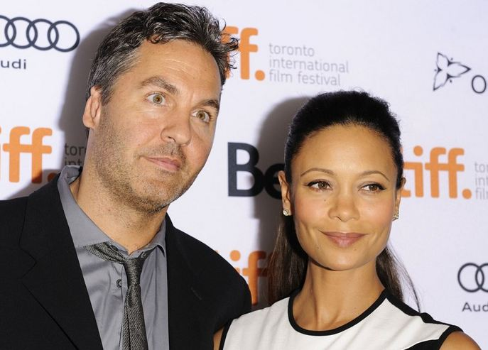 'Crash' Star Thandie Newton Gives Birth to Baby Boy