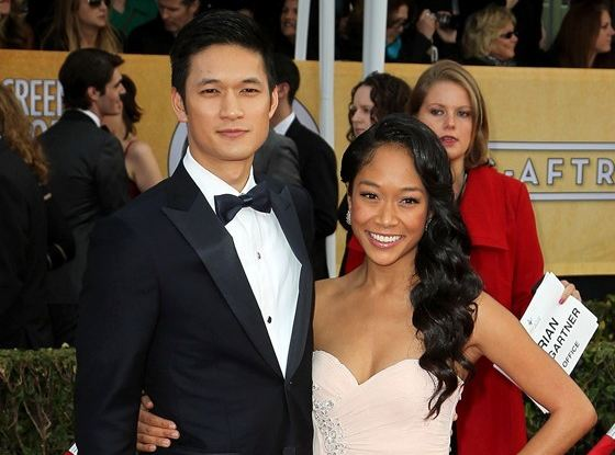 'Glee' Star Harry Shum Jr. Engaged to Girlfriend Shelby Rabara