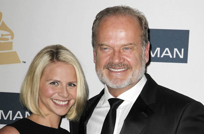 Kelsey Grammer's Wife Is Pregnant With Their Second Child