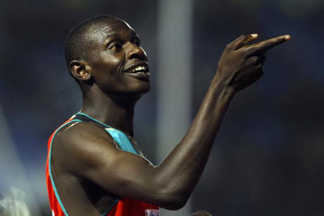 Mwangangi bags gold, Obiri silver as meet ends in Poland