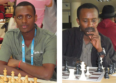 Rwandans stage poor show in Kenya Chess open