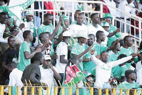 Taxman speaks as Gor fans condemn KRA's Sh118m tax demand on club