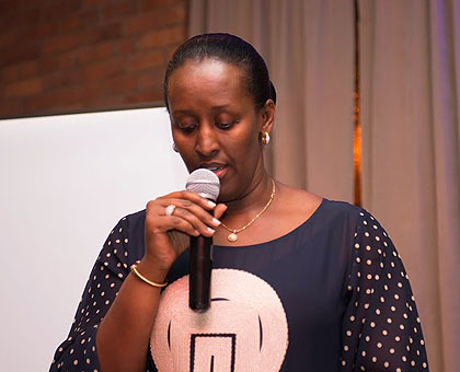 Women's roles have evolved – Rwanda's First Lady