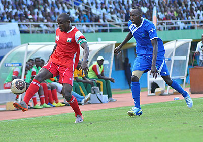 Musanze suspend coaches, captain over alleged unprofessional conduct