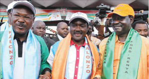 Storm in CORD intensifies over leadership