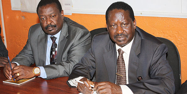 Why Shinyalu could be the next battlefront for Raila, Mudavadi
