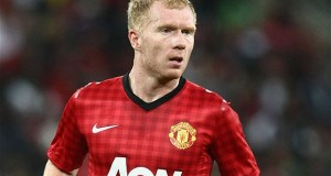 Scholes returns to help coach Man Utd